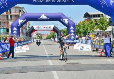 Il Giro d'Italia sulle strade della ventunesima edizione del Giro delle Valli Monregalesi