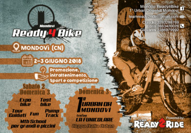 1° URBAN DOWNHILL MONDOVI'