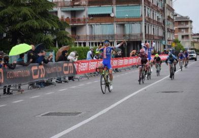 Riccardo Frontera si aggiudica in volata la 71° Coppa Bruno Giacosa